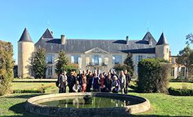 Bordeaux Wine Study Tour at Château Suduiraut