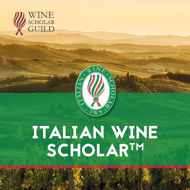 online Italin wine course
