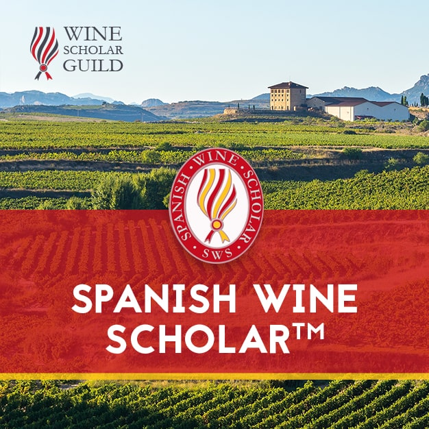 online Spanish wine course