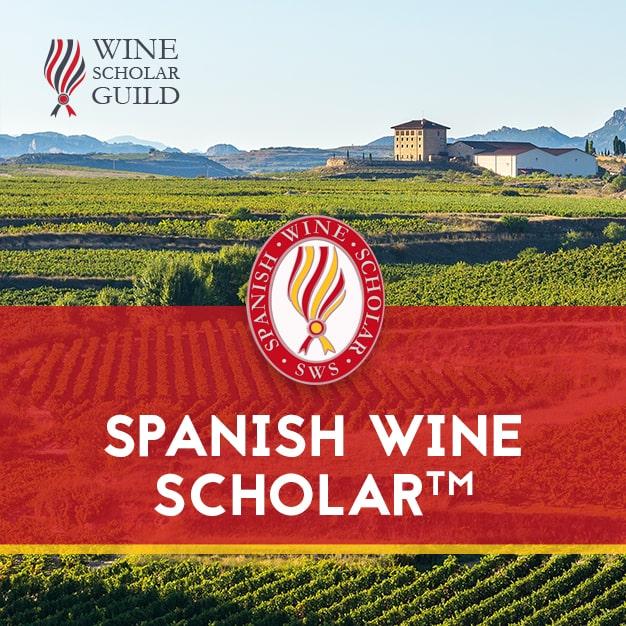 online Spanish wine course
