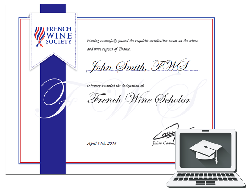 French Wine Scholar Online Exam