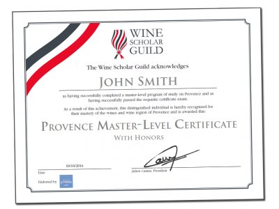 provence-ml-certificate