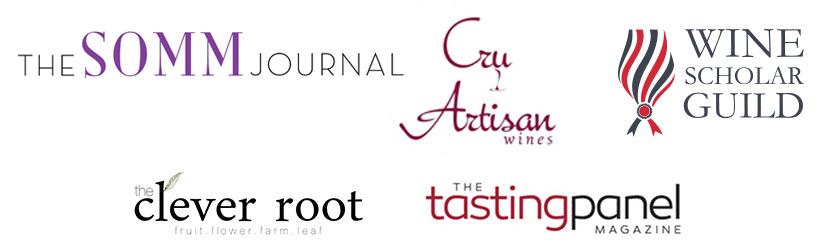 logo partner cru artisan Wine Scholar Guild Update