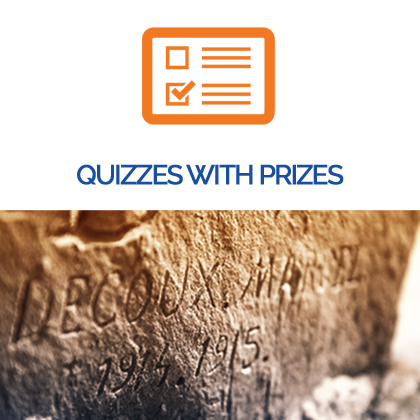 Quizzes with Prizes