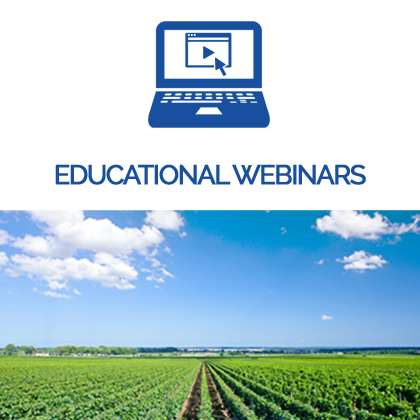 Educational Webinars