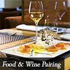 food & wine pairing webinar