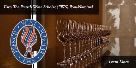 Earn French Wine Scholar
