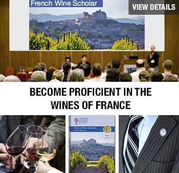 body french wine shcolar French Wine Society School