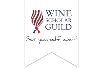 Wine Scholar Guild ribbon