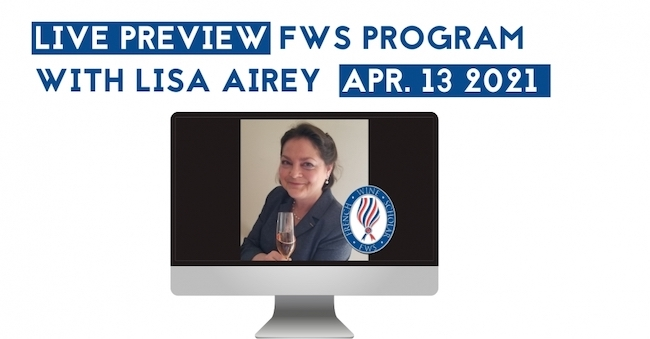 FWS with Lisa Airey
