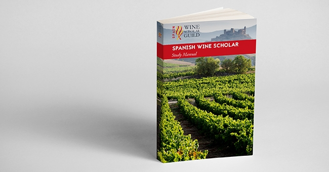 Spanish Wine Scholar study manual