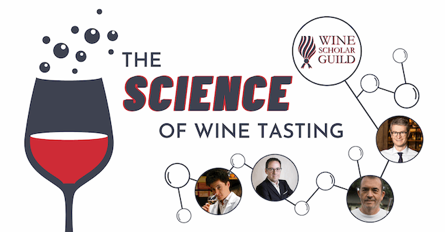The Science of Wine Tasting experts