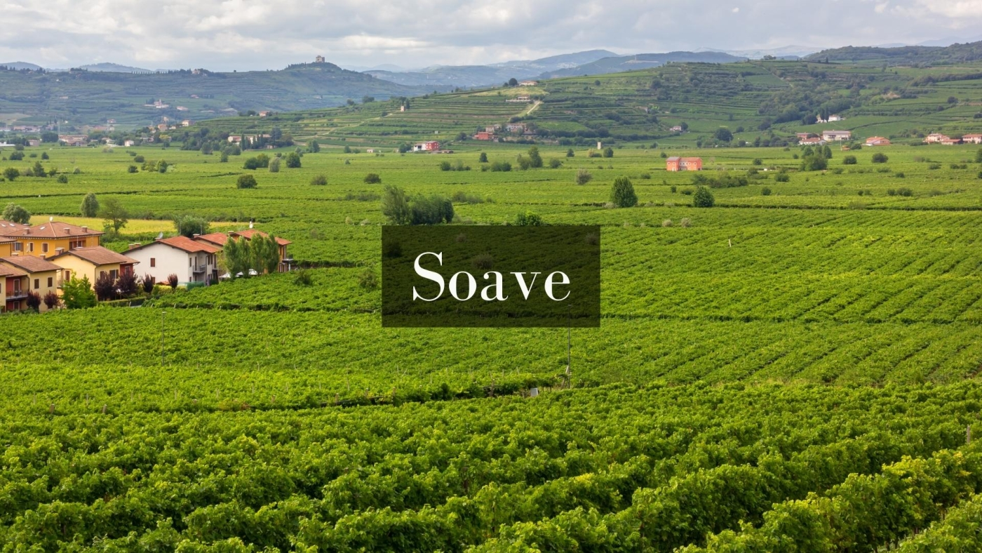 Soave, the white gold of Northern Italy with Ciro Pirone