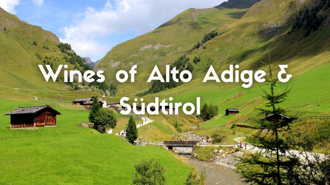 The Wines of Alto Adige/Südtirol with May Matta-Aliah