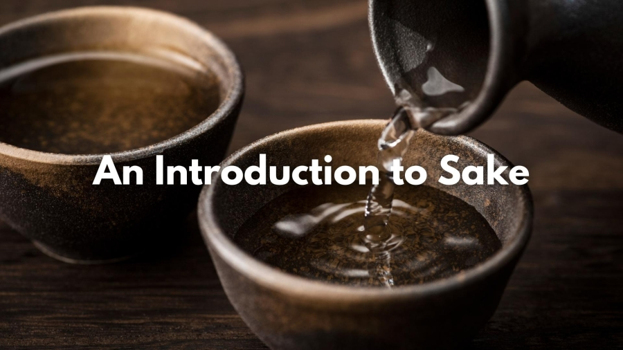 An introduction to Sake – Flavours, Production and Food Pairing with Sarasa Suzuki