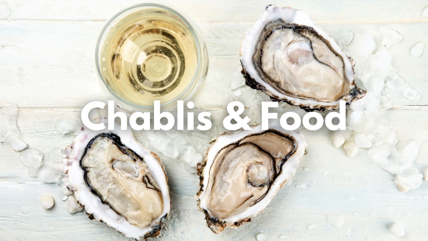 Chablis & Food with Arnaud Valour