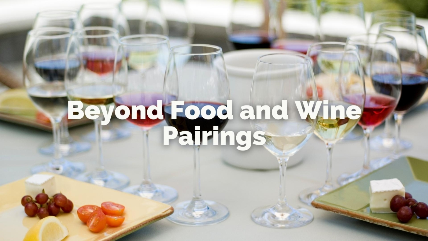 Beyond Food & Wine Pairing 101: Take Your Tastebuds to the Next Level with Thierry Meyer