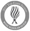 Wine Scholar Guild Top Exam Scorers for 2017