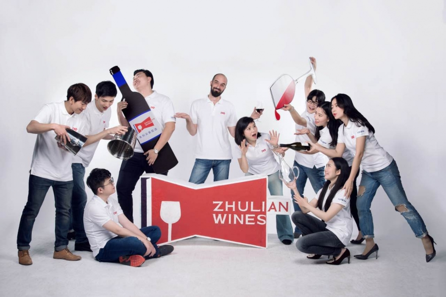 Meet Julien Boulard aka Zhulian... new FWS provider in China