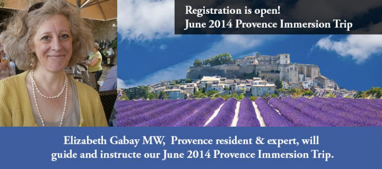 Provence Recommendations by Liz Gabay MW