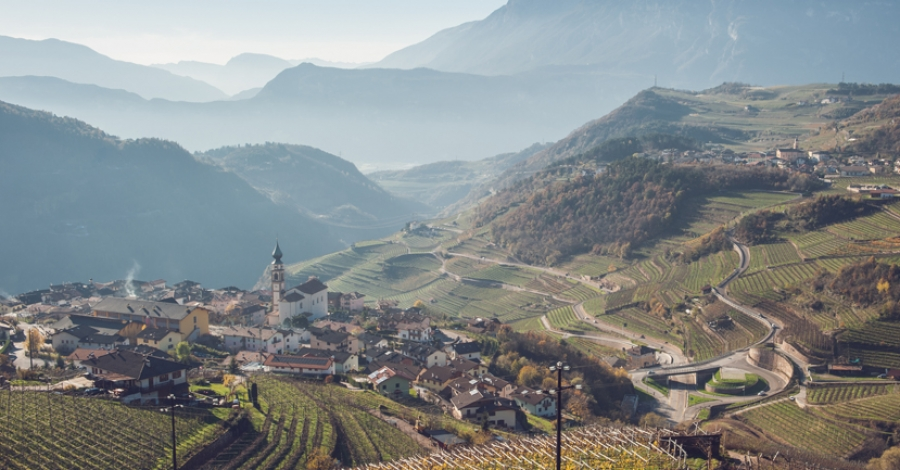 Franciacorta and Trento: A Tale of Two Cities