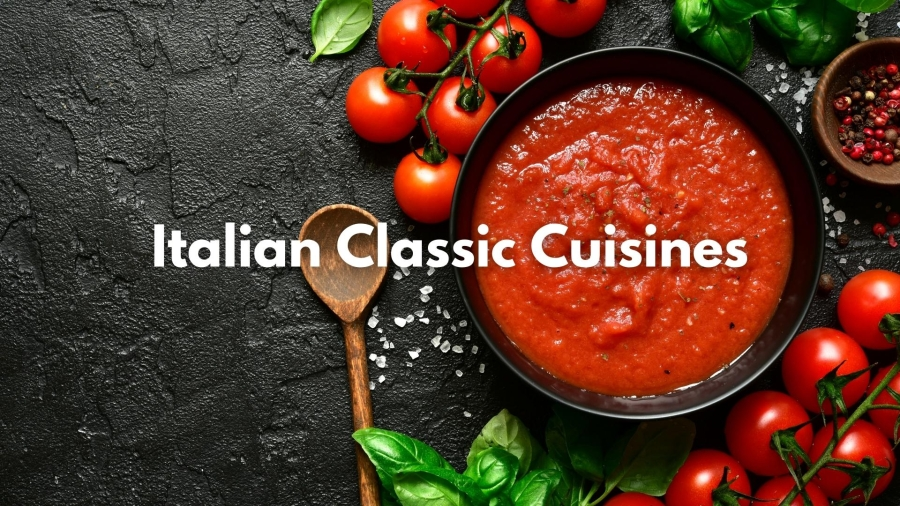 Classic Cuisines of Southern Italy with Barbara Philip MW