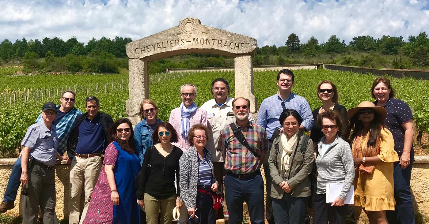 Bourgogne Wine Study Tour with Andrew Jefford (May 2019)