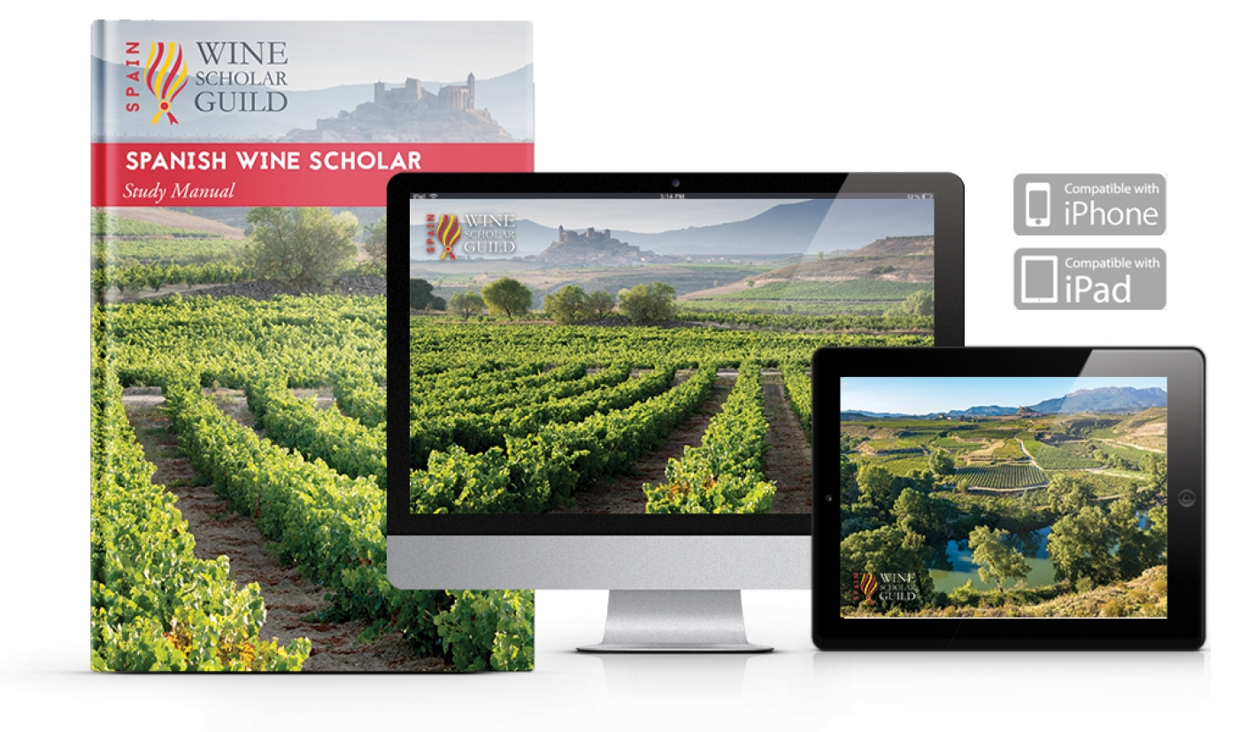 Spanish Wine Scholar™ study & certification program