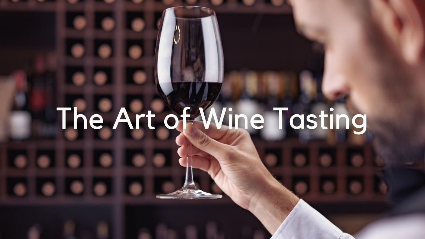 The Art of Wine Tasting with David Glancy MS, FWS