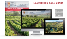 Spanish Wine Scholar Program Update!