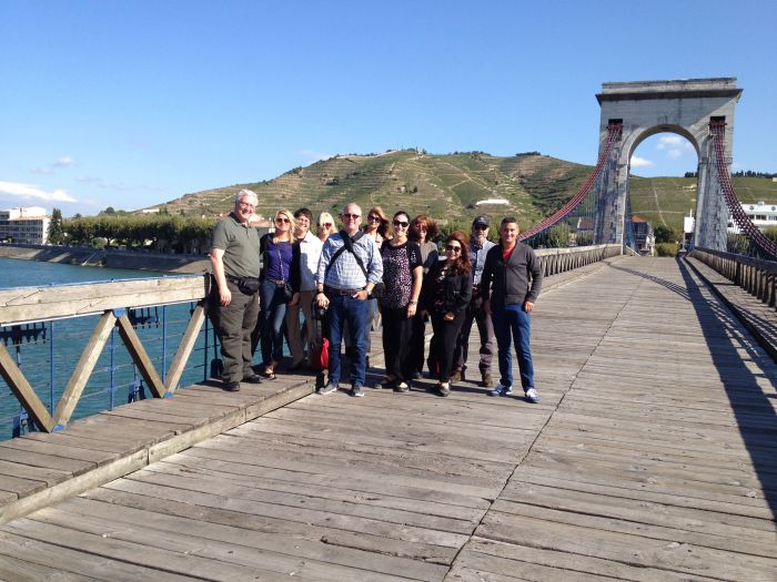 2015 FWS Instructor Trip to the Rhone and Beaujolais!