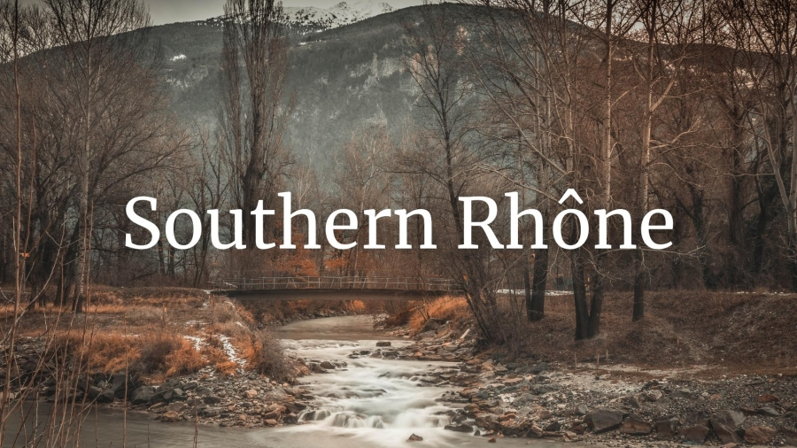 Southern Rhône Wine Who's Who with Olivier Hickman