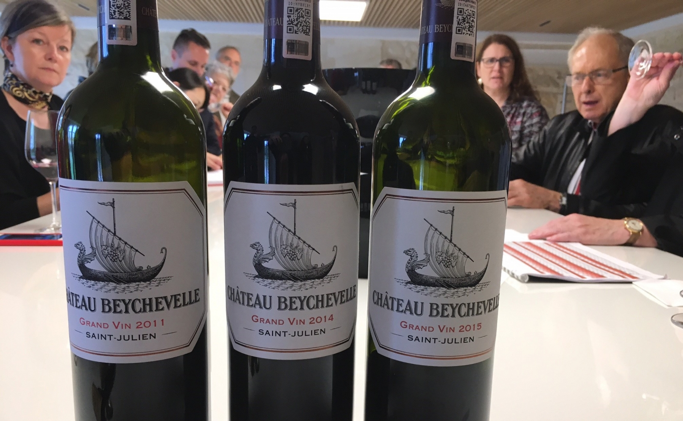 Sarah Graham-Beck reports live from our 2017 Bordeaux Wine Study Trip
