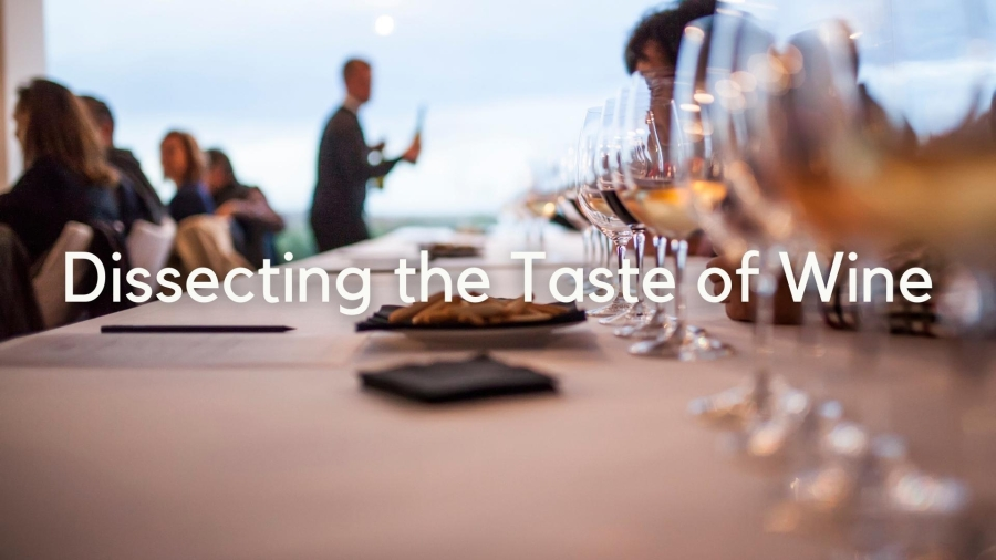 Dissecting the Taste of Wine with Roger Bohmrich MW
