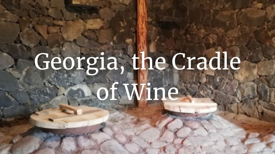 Georgia, the Cradle of Wine - Past and Present with Simon J Woolf