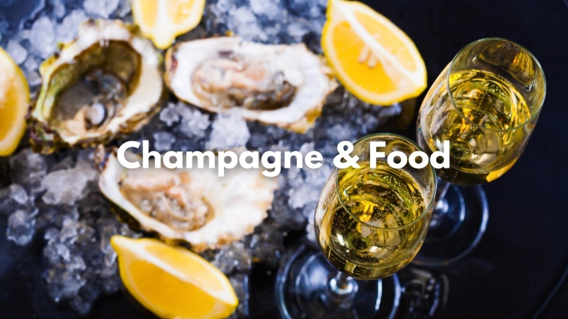 Champagne & Food with Arnaud Valour