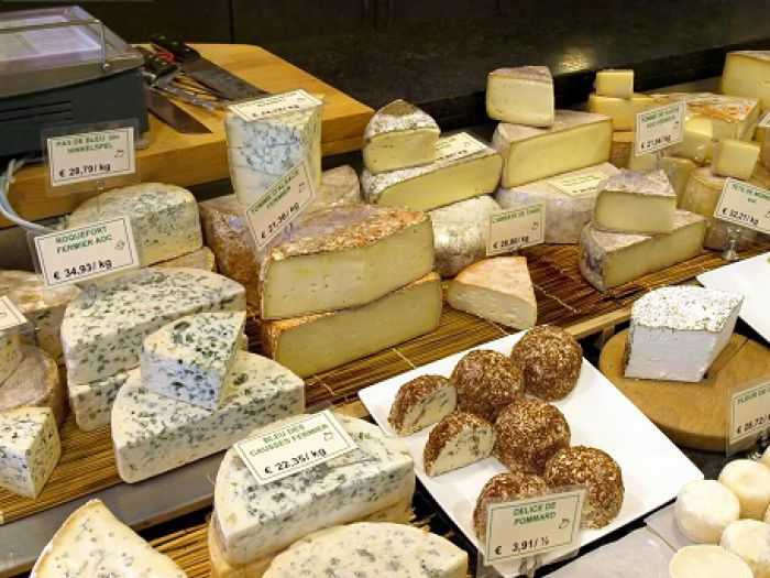 A Celebration of French Cheese!