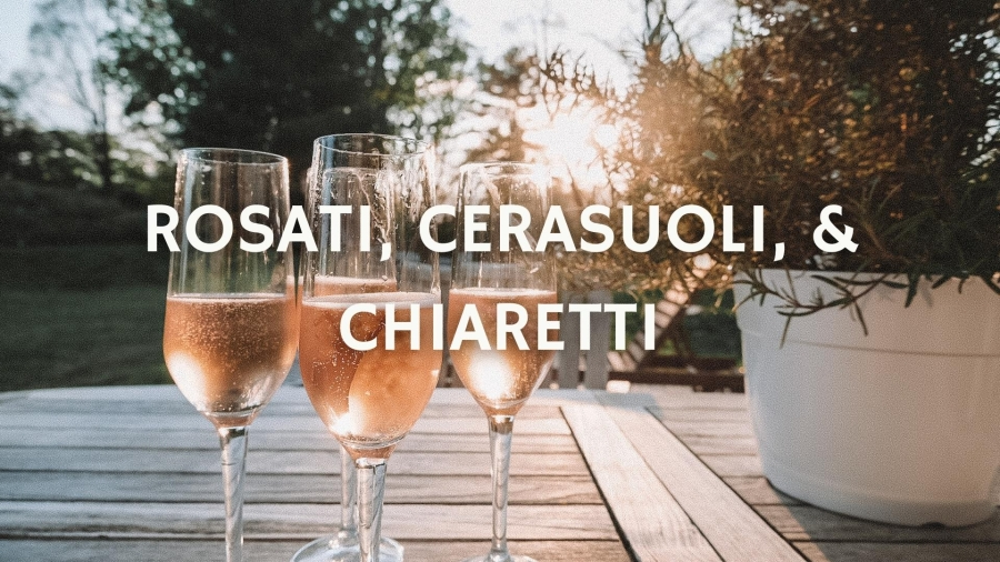 The Italian Rosé Renaissance with Elizabeth Gabay MW