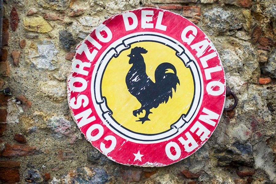 The Legend of Chianti's Black Rooster (Gallo Nero)