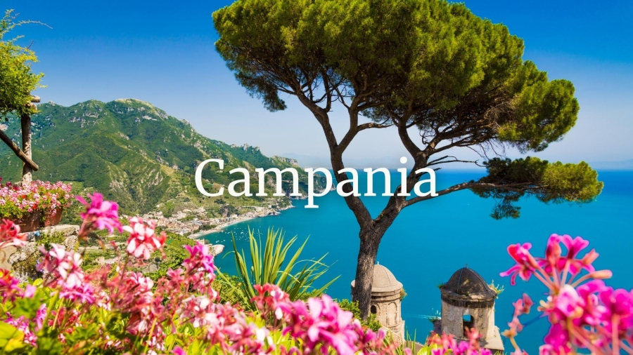 Campania: Cutting Edge wines from Ancient Varieties with Tom Hyland