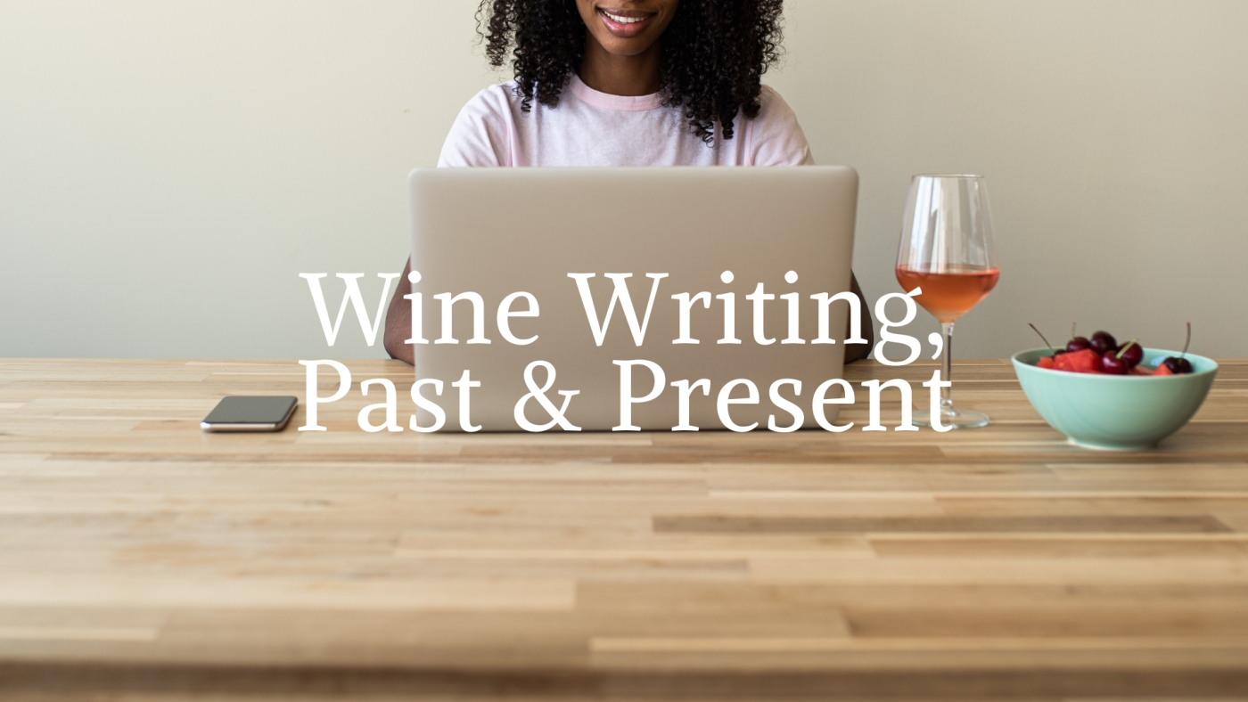 Wine…as written in Ink with Steven Spurrier
