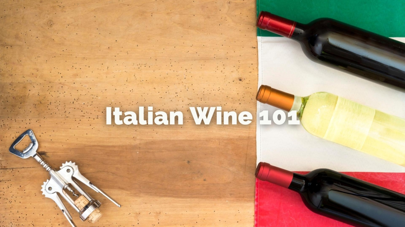 10 Grape Varieties to Understand Italy with Ciro Pirone