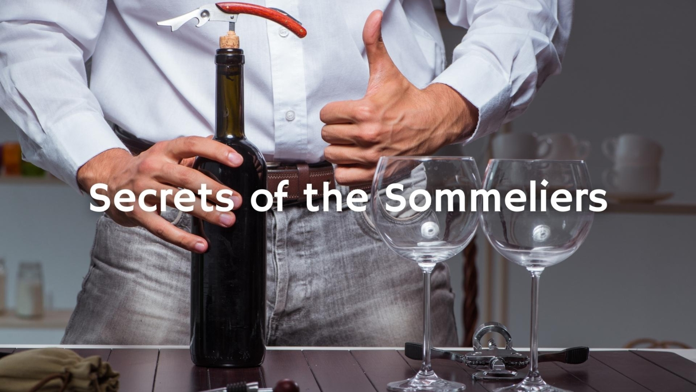 Secrets of the Sommeliers with Rajat Parr