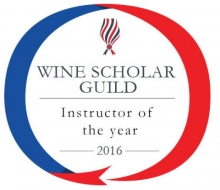 WSG Instructor the Year 2016