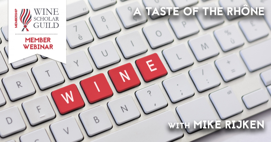 A Taste of the Rhône with Mike Rijken