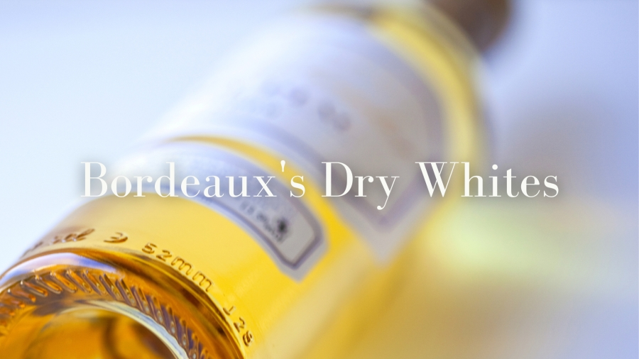 Bordeaux's Dry Whites, Evolution + Revolution with Mary Gorman-McAdams, MW