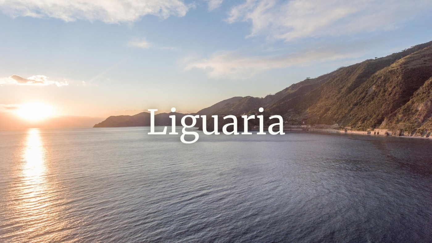 Liguria - Italy's Unsung Region with Susannah Gold