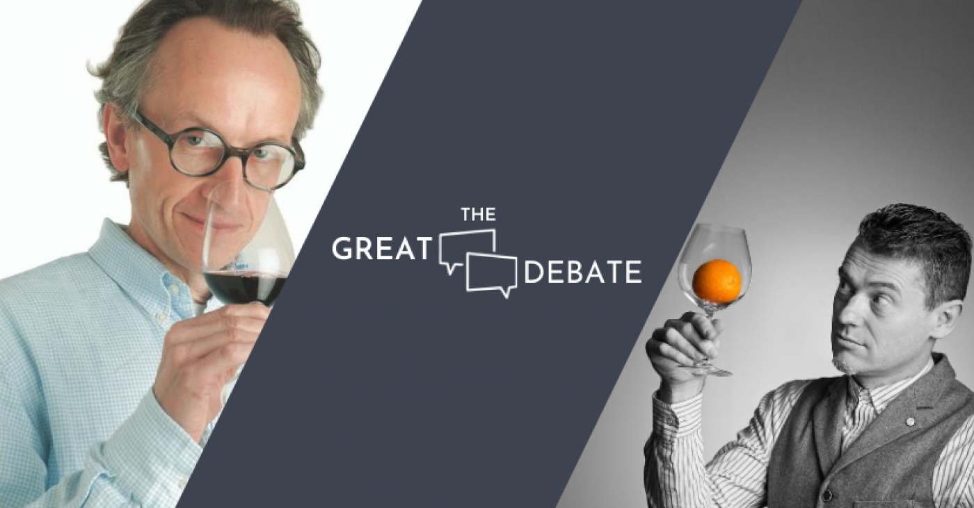 The Great Debate: Natural Wine with Andrew Jefford and Simon J Woolf