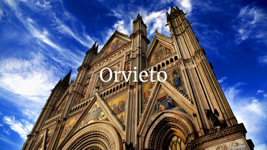 Orvieto, the Magic, and Mystery of the Place and it's Wines with Tanya Morning Star Darling