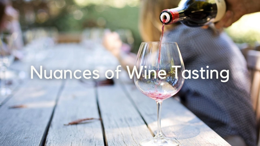 Nuances of Wine Tasting with Roger Bohmrich MW